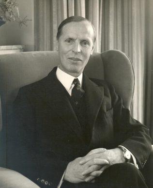 Sir Bernard Miller, c.1960s