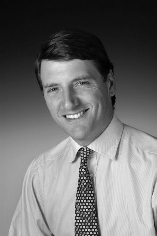 Charlie Mayfield, Chairman of the John Lewis Partnership in 2007