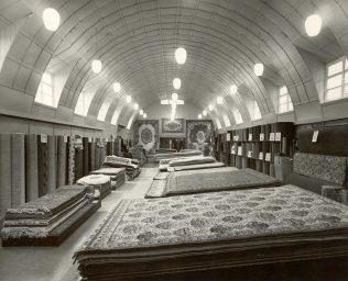 Interior Nissen hut 1958 | JLP Archive Collection