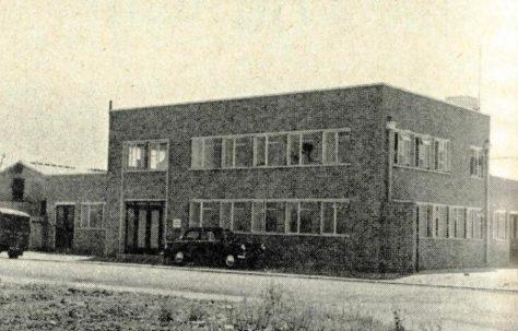 Northam Service Building