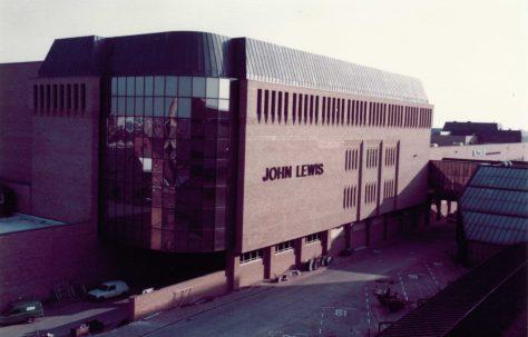 The Grand Opening of John Lewis Peterborough