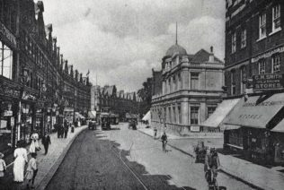 Streatham High Street, circa 1880s