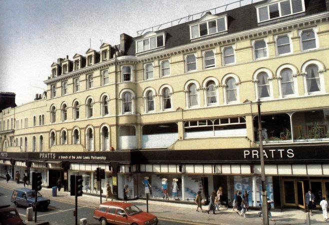 Pratts of Streatham, 1990