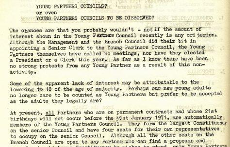 Chronicle. Vol.15. No.14. 9 May 1970