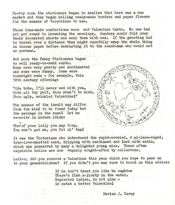Chronicle. Vol.23. No.3. 16 February 1974.