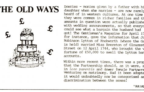 Chronicle. Vol.31. No.50. 23 January 1982