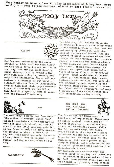 Chronicle. Vol.33. No.12. 30 April 1983