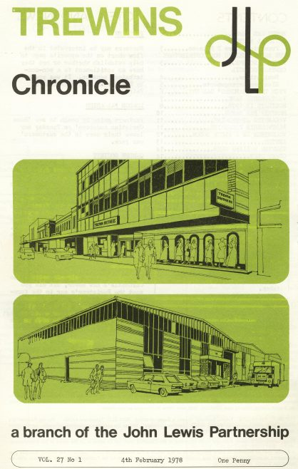 Chronicle. Vol.27. No.1. 4 February 1978
