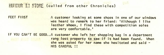 Chronicles (various). | Chronicle. Vol.27. No.38. 21st.October 1978