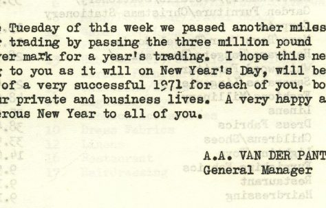 Chronicle. Vol.15. No.50. 2 January 1971