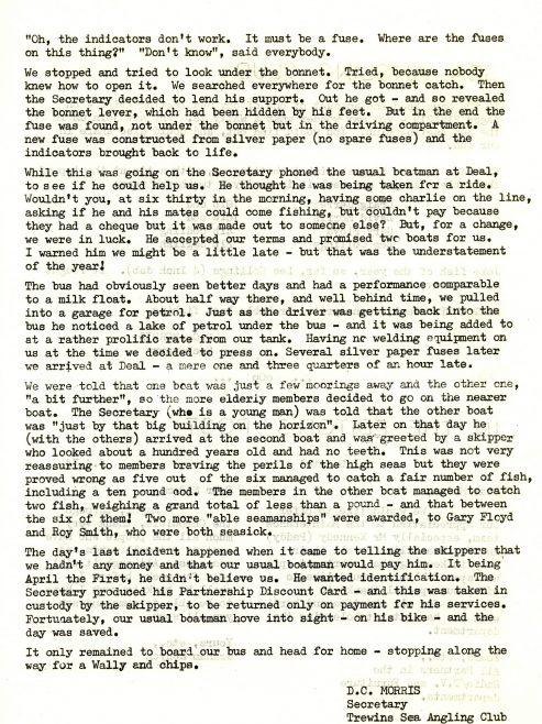 Chronicle (various). | Chronicle. Vol23. No.11. 13th.April 1974