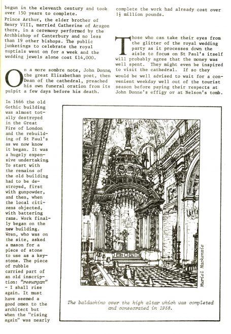 Chronicle. Vol.31. No.24. 25 May 1981