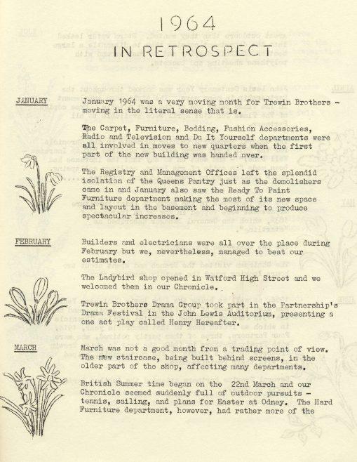 Chronicle, 2 January 1965