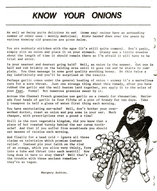 Chronicle. Vol.32. No.14. 15 May 1982