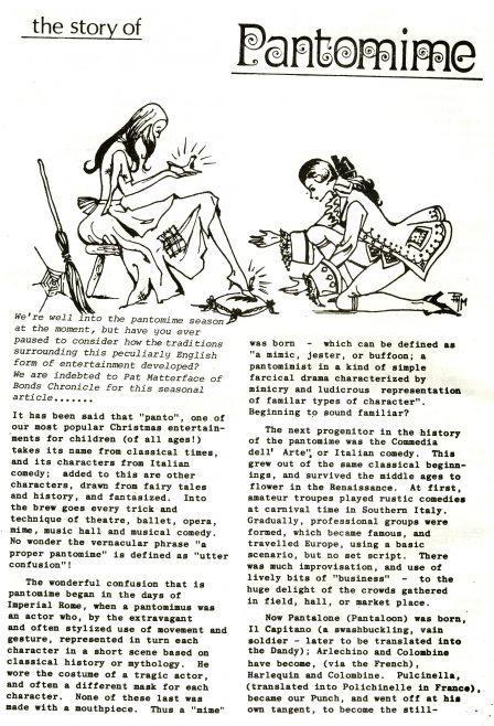 Chronicle. Vol.34. No.47. 5 January 1985