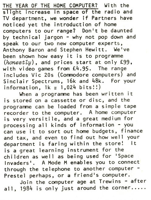Chronicle. Vol.33. No.17. 4 June 1983