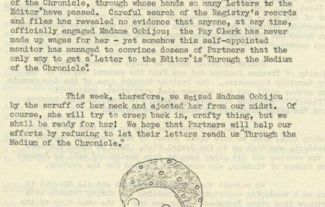 Chronicle Vol.10, No.13, 8 May 1965