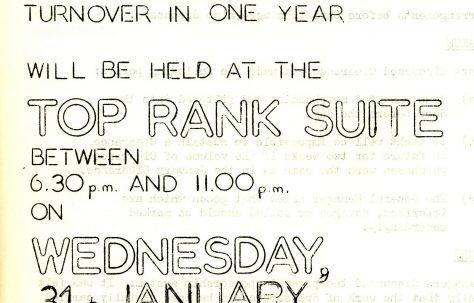 Chronicle. Vol.17. January 1973