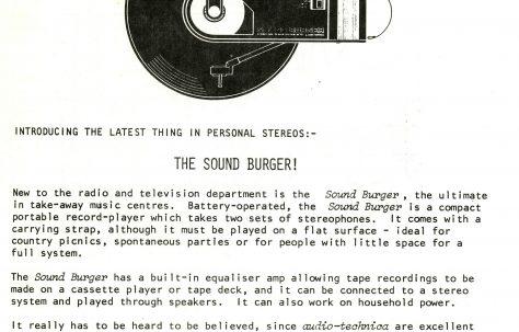 Chronicle. Vol.33. No.25. 30 July 1983