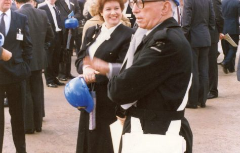 The Opening Ceremony, 20 October 1988