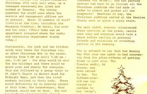 Christmas Chronicle. 1983.