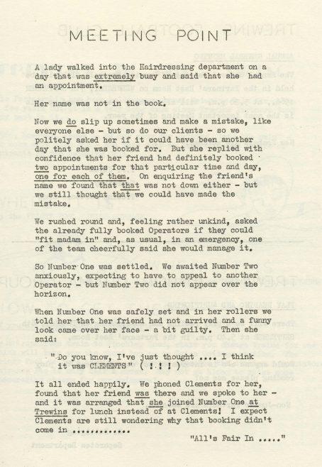 Chronicle Vol.11, No.31, 3 September 1966