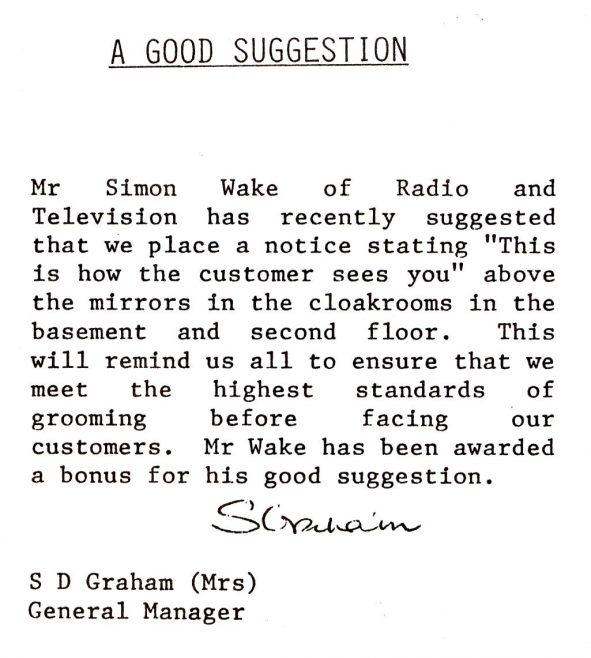Chronicle. Vol.43. No.42. 27th.November 1993