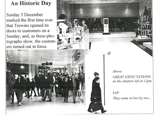 Chronicle. Vol.44. No.45. 9th.December 1995