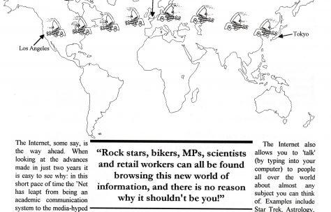 Chronicle. Vol.45. No.1. 3rd.February 1996