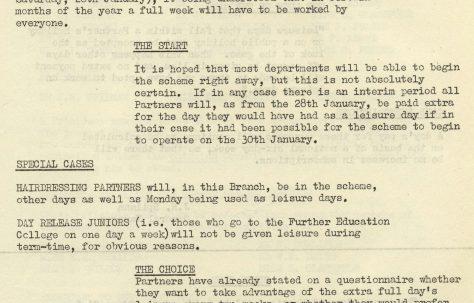 Chronicle, 21 January 1961