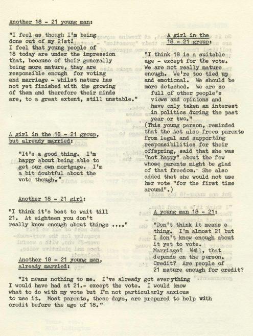 Chronicle Vol.14, No.46, 10 January 1970