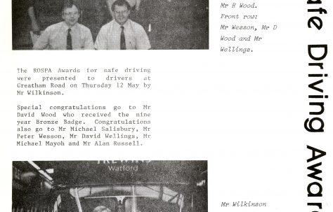 Chronicle. Vol.43. No.66. 21st.May 1994