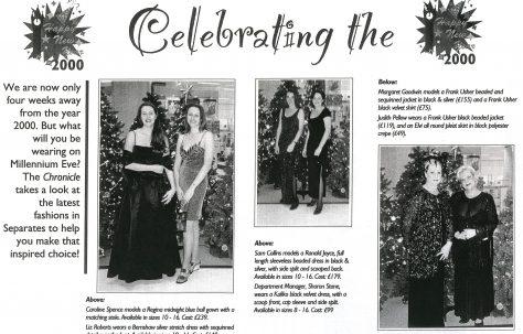 Chronicle. Vol.48. No.43. 4th.December 1999