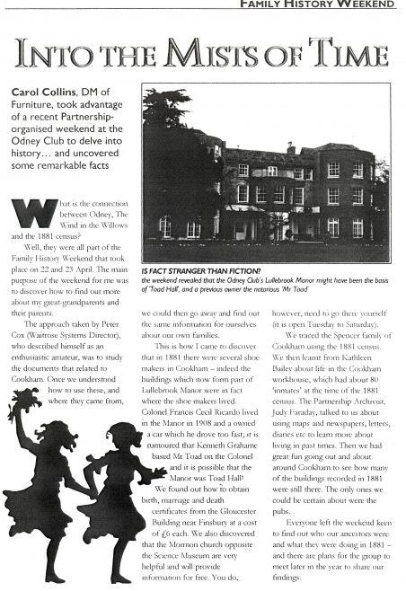 Chronicle. Vol.46. No.10. 5th.April 1997
