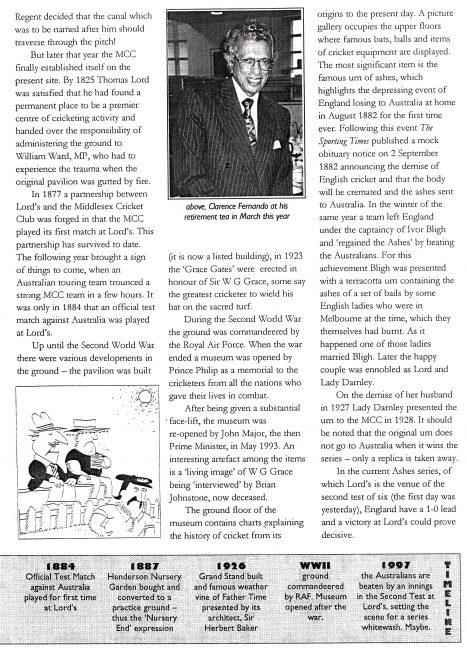 Chronicle. Vol.46. No.21. 21st.June 1997