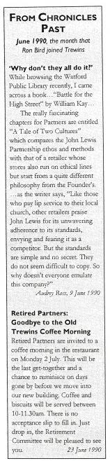 Chronicle. Vol.46. No.25. 19th.July 1997
