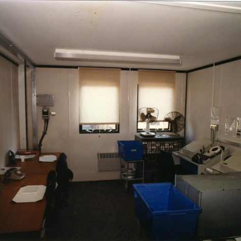 Ticket Office. | JLP Archive Collection