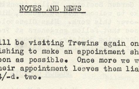 Chronicle, 5 June 1954