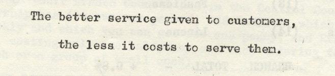 Better service | Volume 6, No.18, 1 June 1957