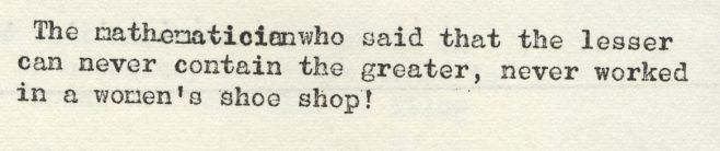 Ladies shoes | Volume 6, No.23, 6 July 1957