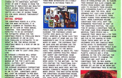 Christmas Chronicle 2006.