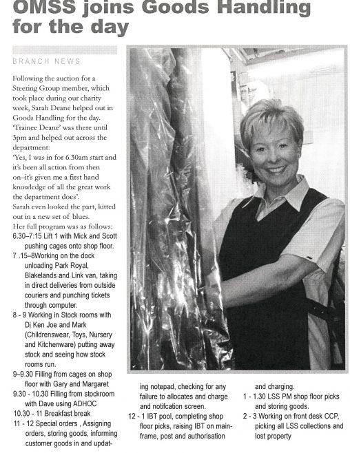Chronicle. Vol.57. No.10. 7th.April 2007