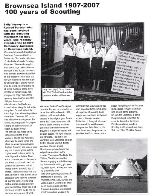Chronicle, Vol.57, No.33, 15 September 2007