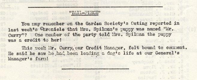 Chronicle, 11 July 1959