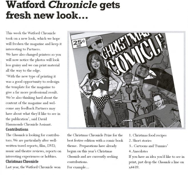 Chronicle, Vol.57, No.41, 17 November 2007