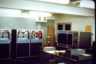 The Stevenage computer department by 1969