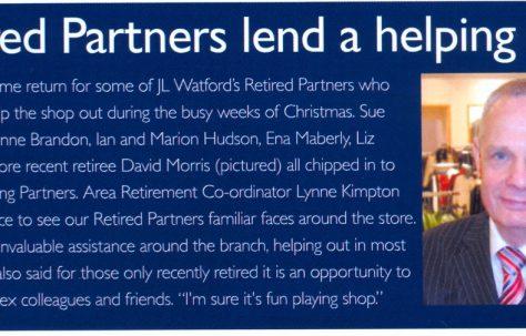 Christmas Chronicle. 21st. December 2012