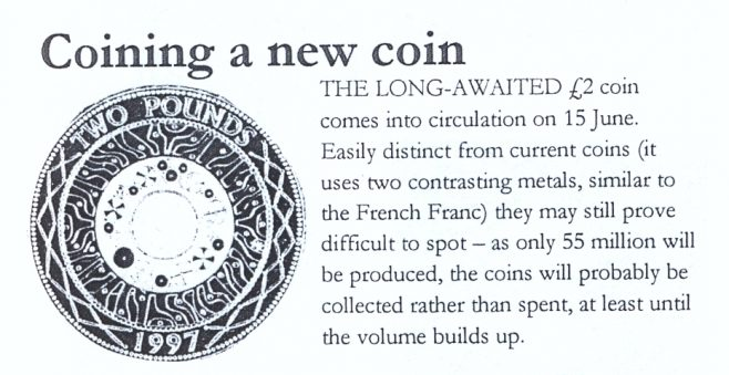 Chronicle. Vol.47. No.19. 13th.June 1998
