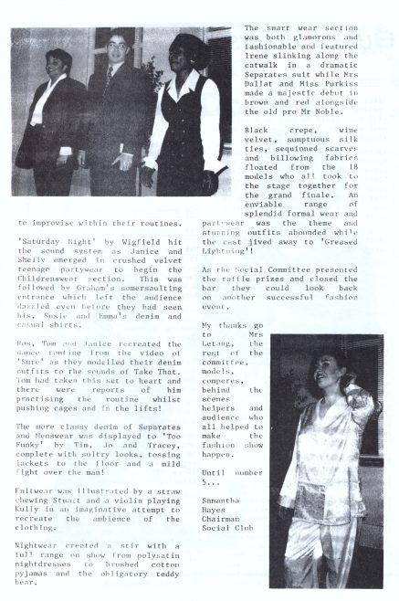 Chronicle. Vol.43. No.92. 26th.November 1994