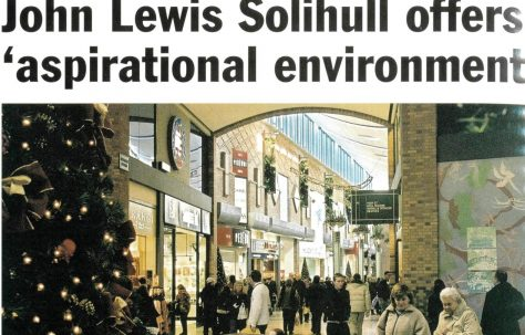 John Lewis Solihull becomes the number one choice for locals